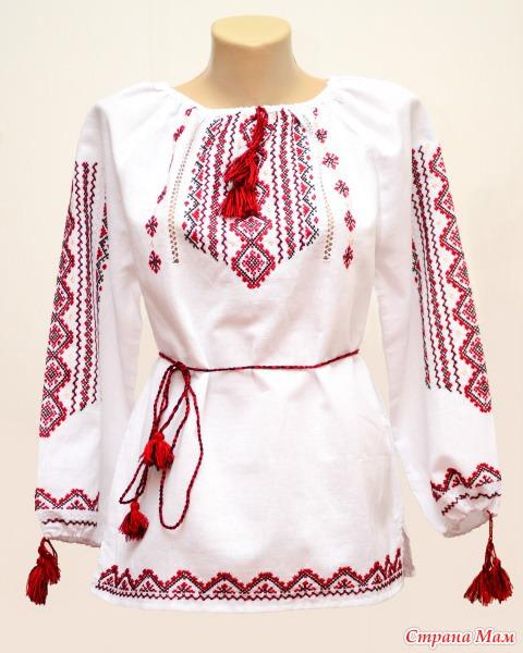 Черниговские сорочки