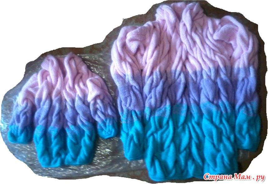 Вязание лало для детей