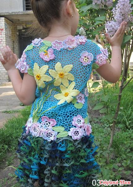Вышивка крестом маленькая схема цветы 96