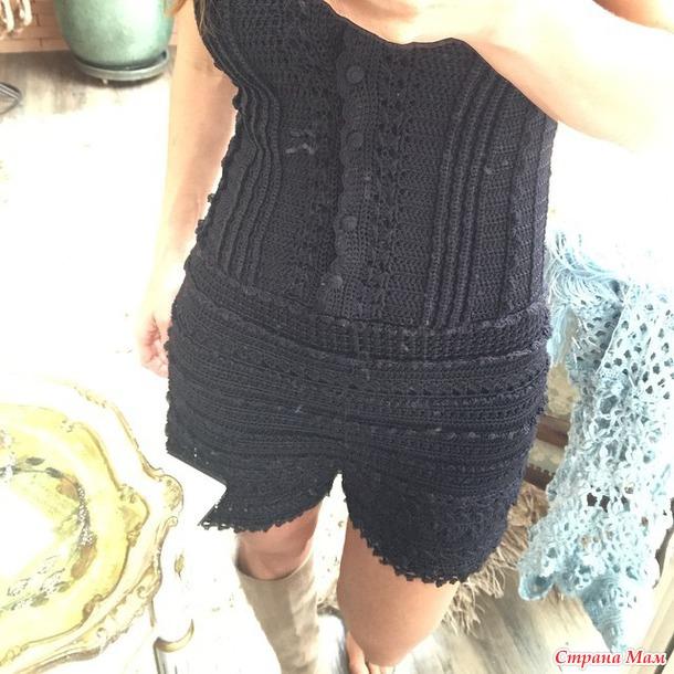 Платье Винтаж от Ванессы Монторо. Он-лайн