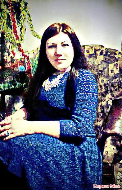 Страна мам вязание крючком платье лилии