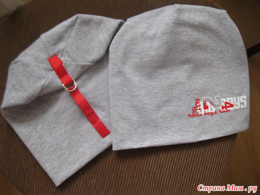 Шапки из ткани для мальчиков своими руками 16