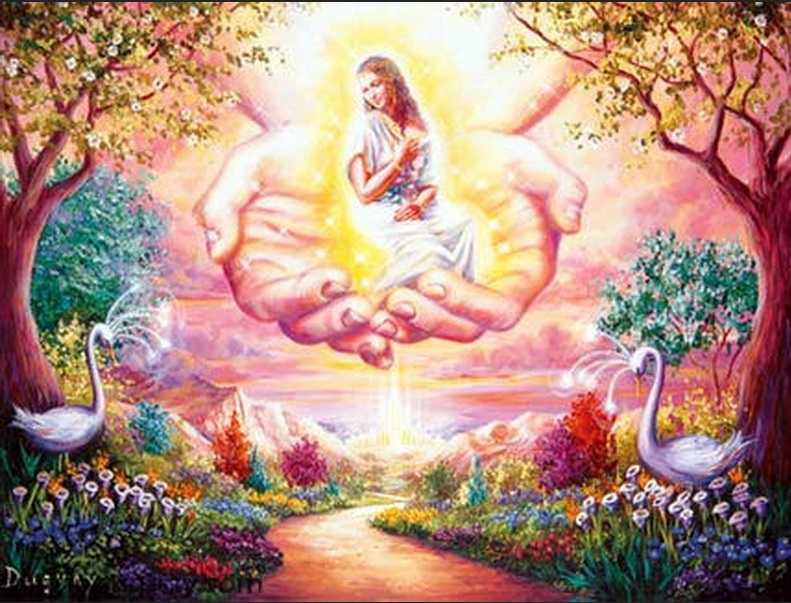 Как Бог создавал женщину.. - Страна Мам
