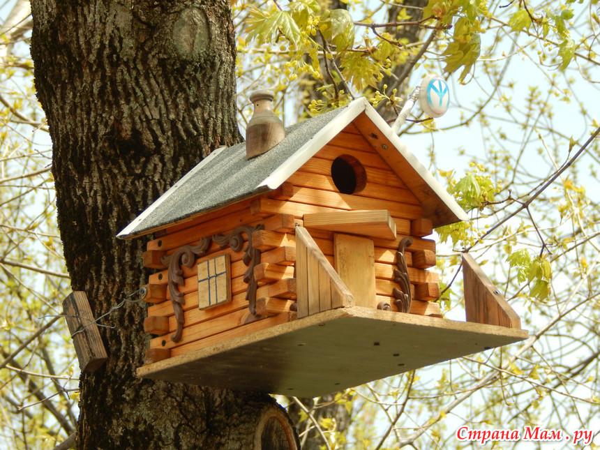 Скворечники для птиц из дерева своими руками фото оригинальные идеи из 99
