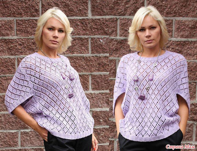 Идеи для вязания спицами для женщин фото