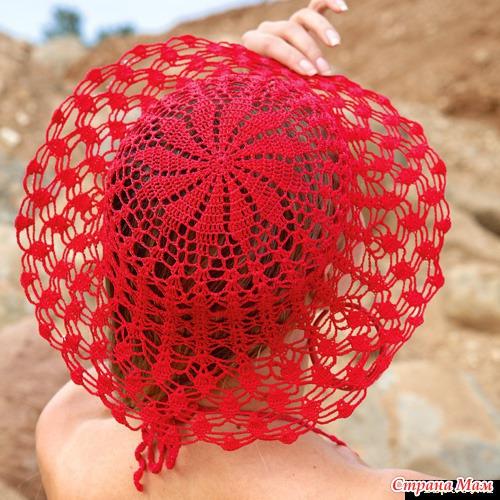 夏季凉帽 - maomao - 我随心动