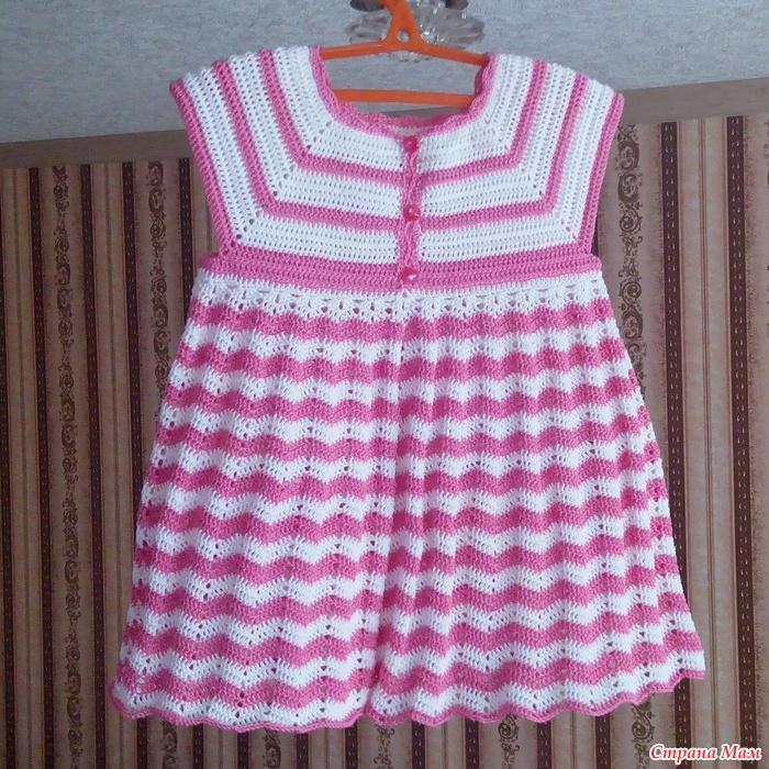 крючком детские юбки до 2 лет: