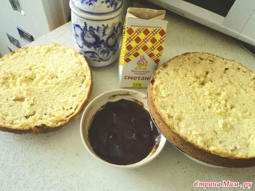 Пирог с черёмухой и сметаной пошаговый рецепт