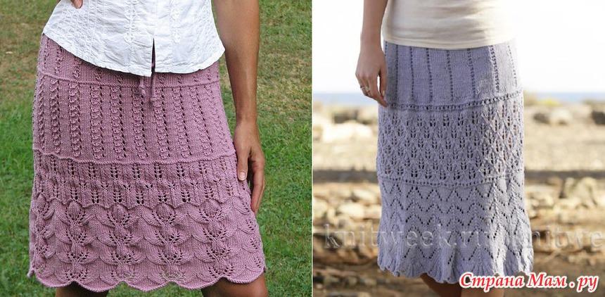 Страна мам вяжем онлайн платье