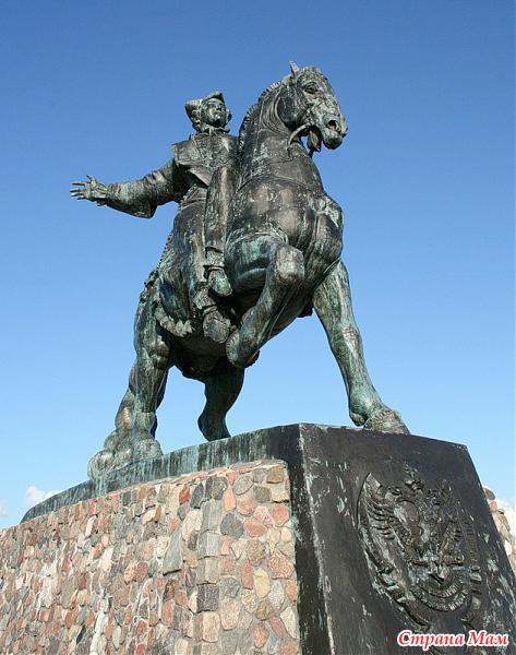 Надо знать: памятники императорам - Путеводитель по Петербургу - Страна Мам