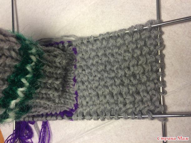 ОнЛайн (МК)  Вяжем носки