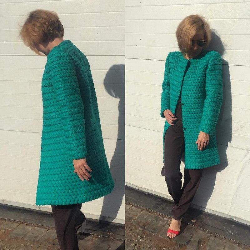 Страна мам вязание кардиганов пальто 53