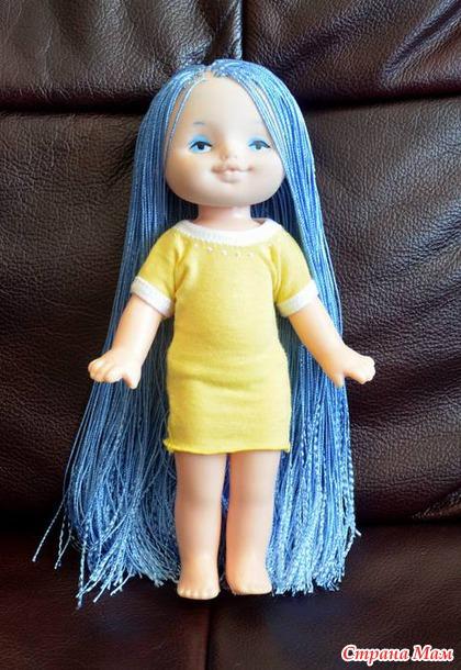 Еще одно преображение куколки
