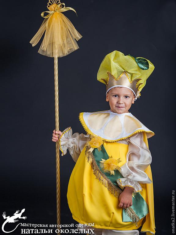 Костюм лимон для мальчика своими руками 84