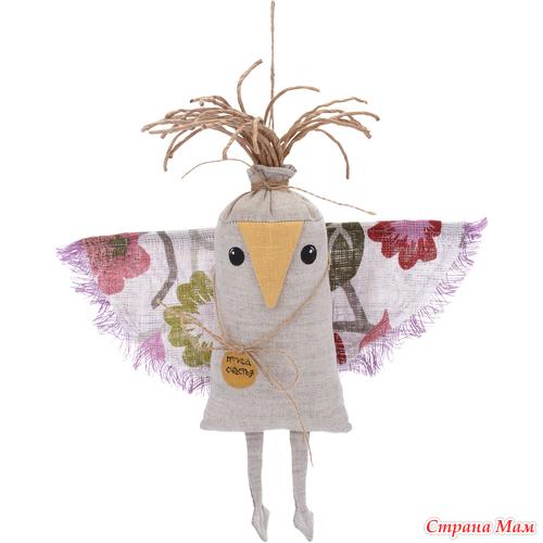 Куклы птицы своими руками