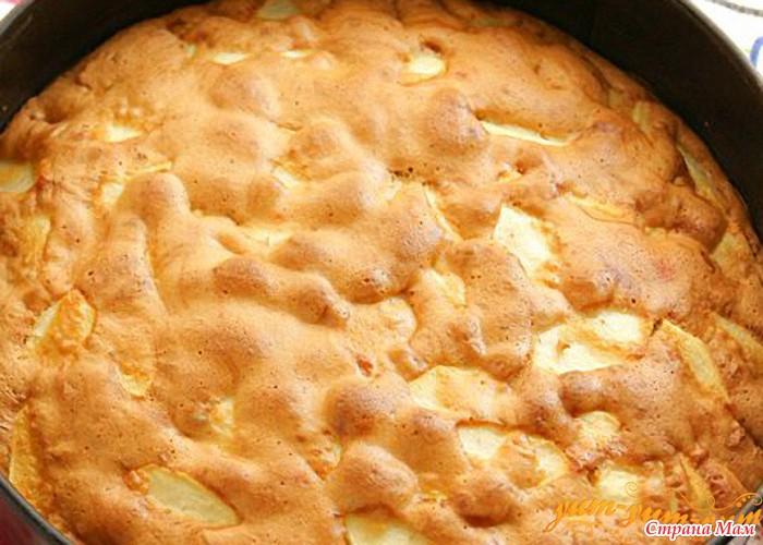 Простой рецепт пирога на кислом молоке