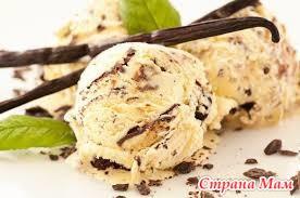 мороженое в домашних условиях рецепт с молоком
