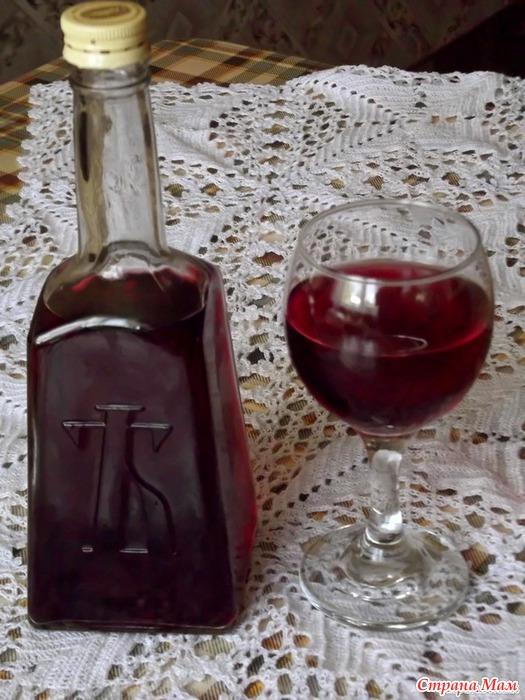 рецепт приготовления вина из ежевики в домашних условиях
