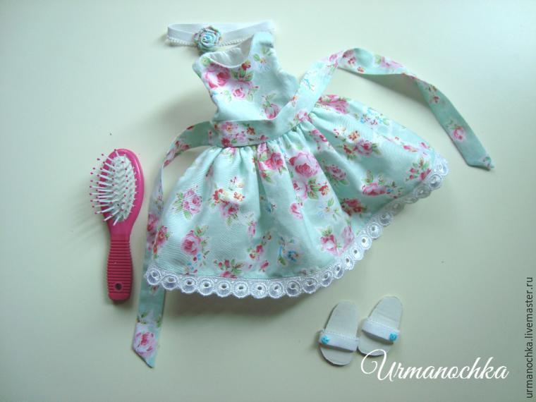 Мастер класс по пошиву платьев для кукол