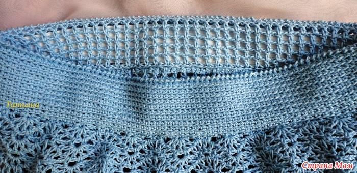 Резинки для вязания юбок 308