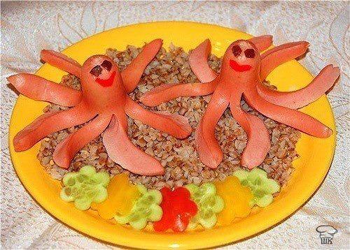 Детские завтраки рецепты с фото