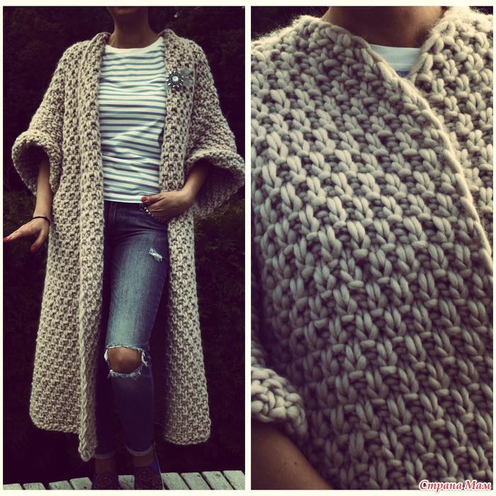 Вязание спицами. Одежда для женщин 59