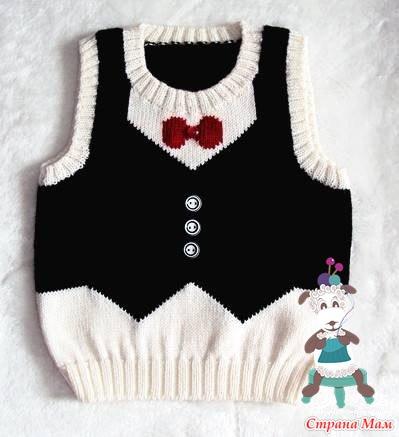 Идея для свитера