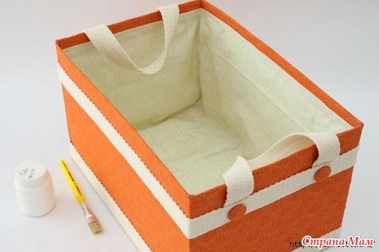 Коробка для игрушек мк