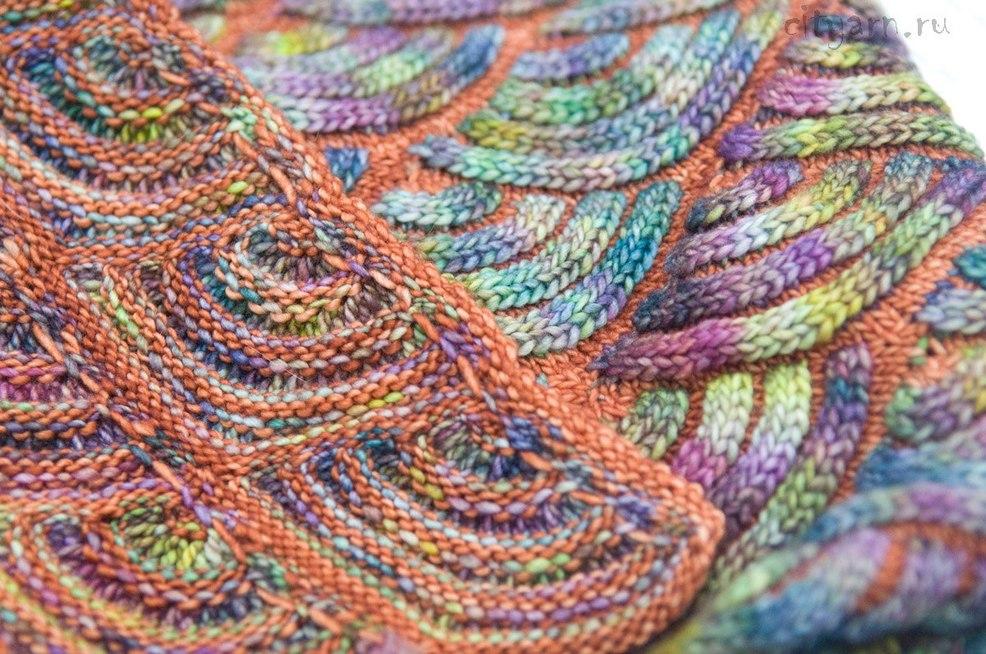 Татьяна гордон вязание