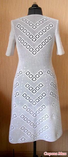 Просто платье. Филейка