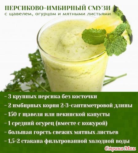 Пошаговые рецепты для похудения