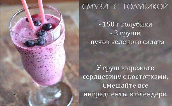 Рецепты коктейль для блендера