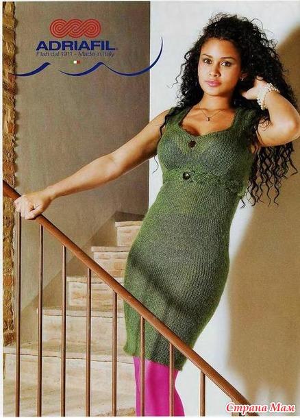 Платье Лавровая ветвь