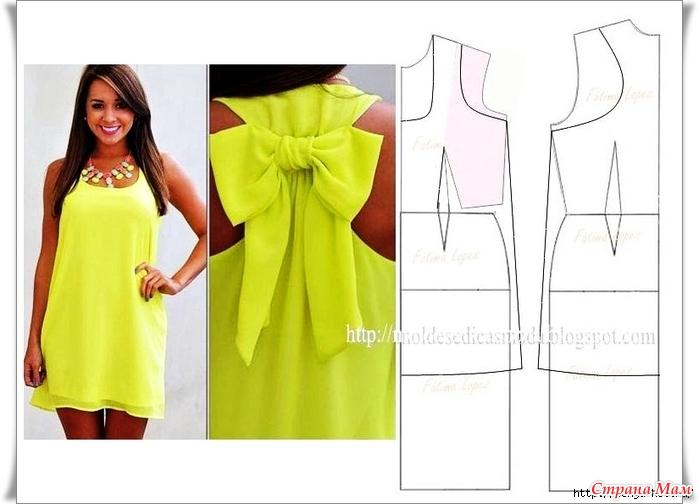 Красивые платья идеи для шитья