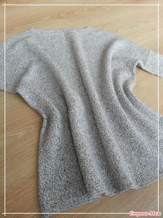 Пуловер туника с доставкой