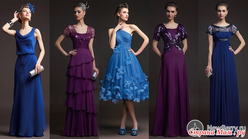 Годе вечерние платья