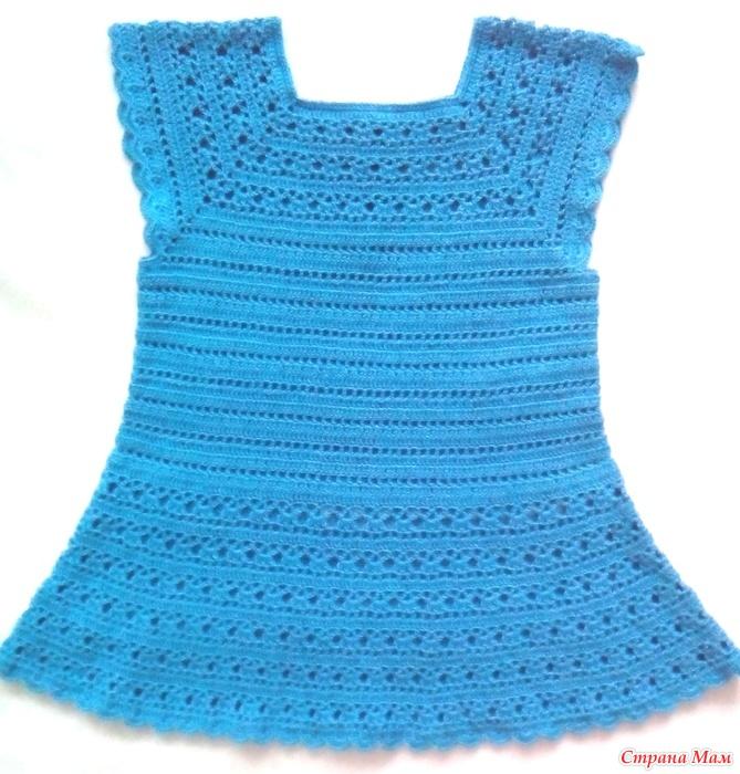 女孩的裙子(同一图案的又一条连衣裙) - maomao - 我随心动