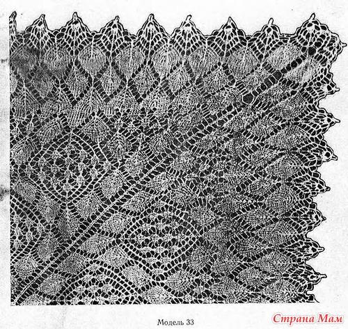 Художественное вязание от элеоноры кристеску