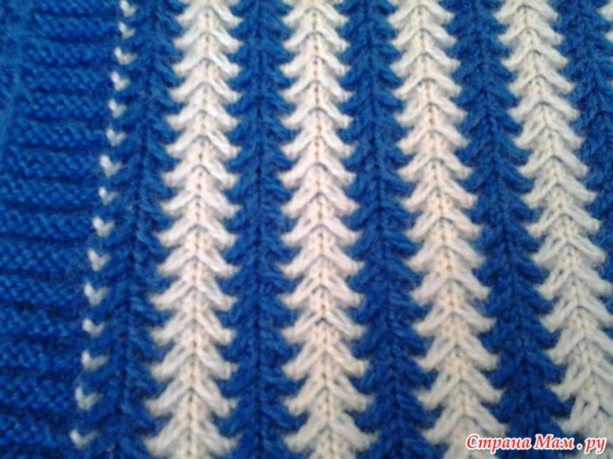 美丽的针织模式 - maomao - 我随心动