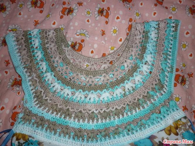 вязание ажурные колготки на 4 года