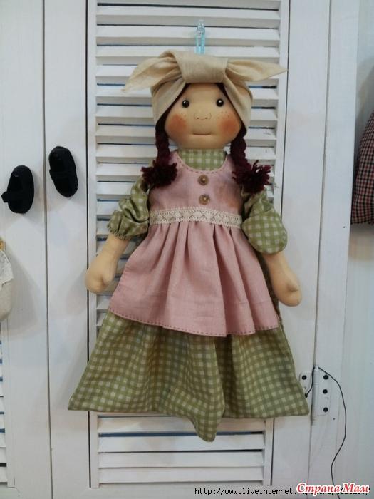 Куклы пакетницы своими руками мастер класс