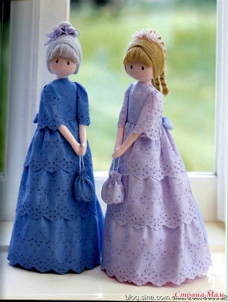 Шитьё куклы своими руками