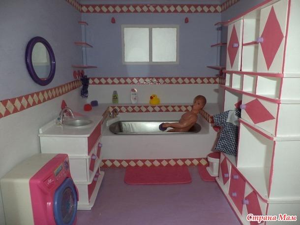Комната для беби бона своими руками