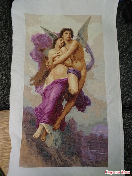 Вышивка чаривна мить рождение венеры 14