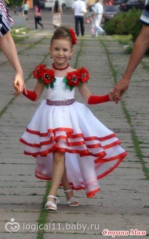 Сшить платье для выпускного в сад фото 256
