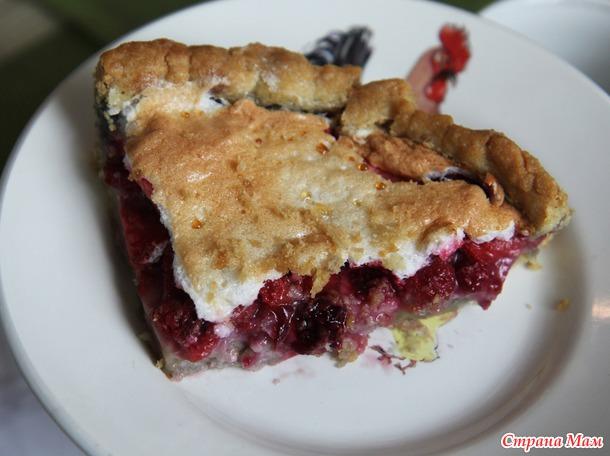 Наш любимый летний пирог