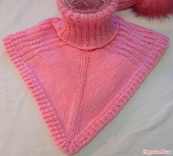 Вязание шапочки мастер класс для мальчика как сделать #6