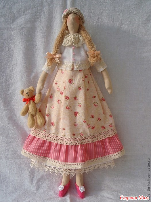 куклы тильда своими руками фото