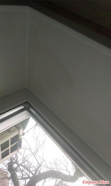 Плесневеют откосы на окнах видео