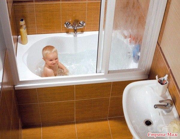 Своими руками душа в ванной